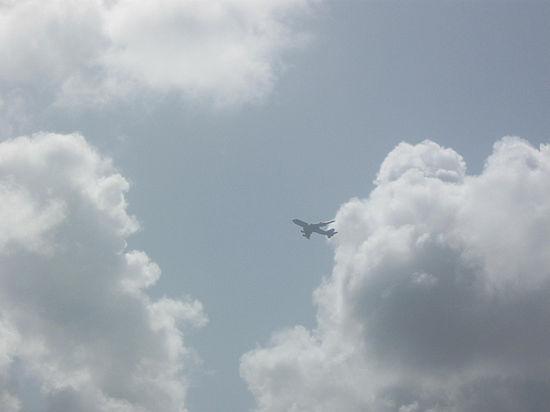 В «Пулково» самолету «Когалымавиа» сломали шасси