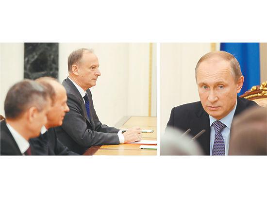 Почему медлил Путин?