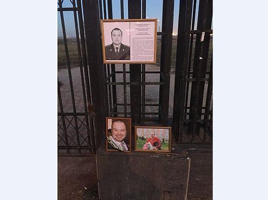 О погибшем полицейском Викторе Разудалове вспоминают родные