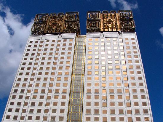 Взрыв прогремел в здании РАН в Москве, есть жертвы