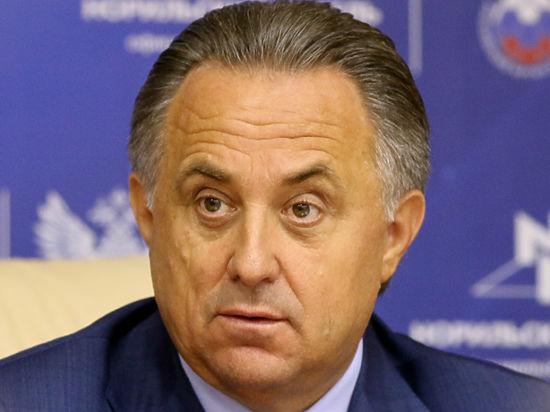Мутко ответил на обвинения WADA: Россия против допинга