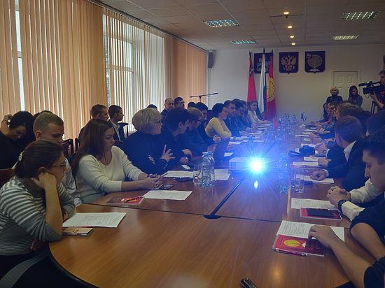 В Серпухове начнет работу объединенное молодежное движение