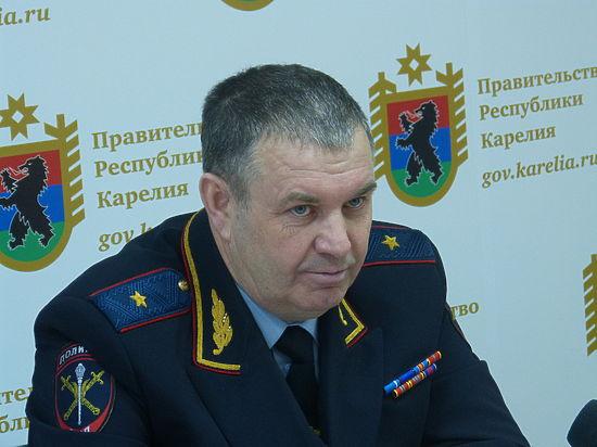 В преддверии профессионального праздника главный полицейский Карелии ответил навопросы наших читателей