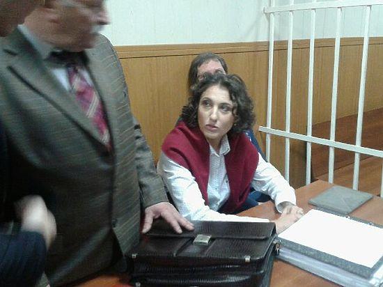 Так обвиняемая в краже лабрадора-поводыря ответила на вопрос судьи, которая поинтересовалась судьбой ее питомцев