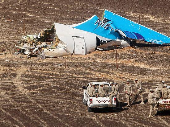 Источник: данные самописца опровергли версию о взрыве на борту A321