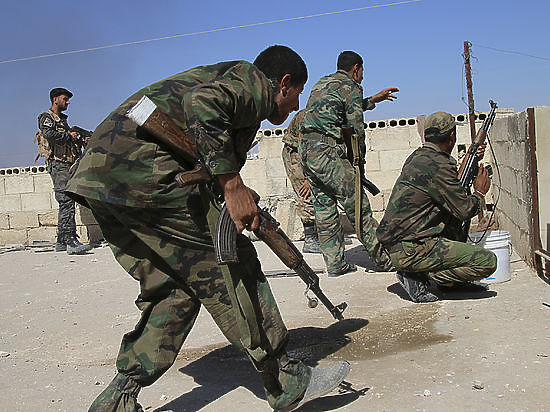 Российские бомбардировщики уничтожили склады и командные пункты ИГИЛ