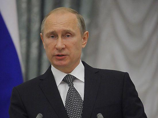 Путин о терактах в Париже: террористы должны понести кару