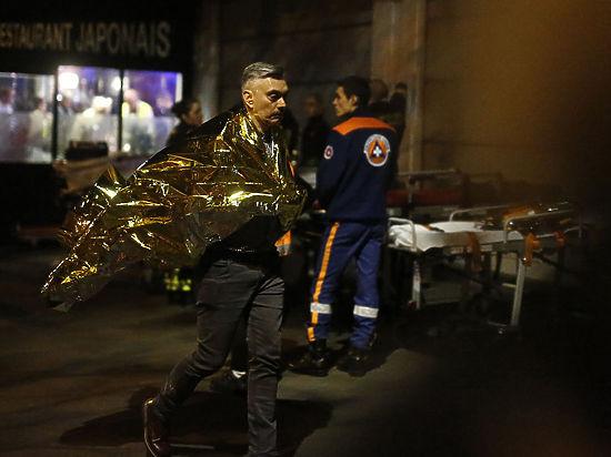 Трагедия в столице Франции – глазами французов