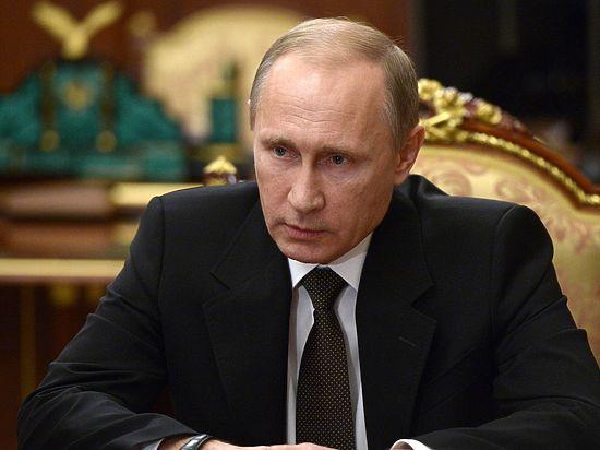 Путин приказал найти террористов «в любой точке планеты»