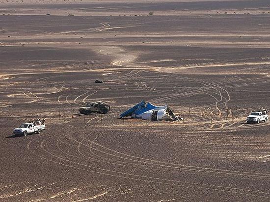 Авиаэксперт: бомба в A321 была заложена в багажное отделение