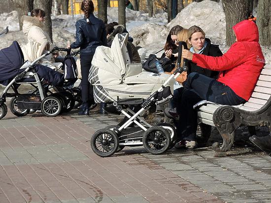 Ольга Голодец предлагает «дробить» материнский капитал