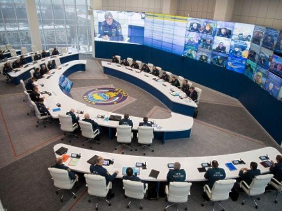 Владимир Пучков провел заседание коллегии ведомства