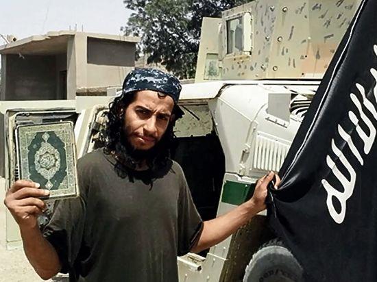Французская полиция осадила организатора терактов и его соучастников под Парижем