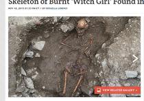Группа археологов под руководством Филиппа Перголы из  Папского института археологии в Ватикане нашла в коммуне Сан-Калоджеро на юге Италии останки более чем юной девушки, сожженной и грубо брошенной в могилу лицом вниз в далекие средние века