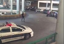 Неизвестный, вооруженный ножом, ворвался в четверг в офис израильского отделения российского телеканала Russia Today в Тель-Авиве