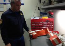 Террористы могли спрятать бомбу в багажном отсеке российского самолета, потерпевшего крушение над Синаем