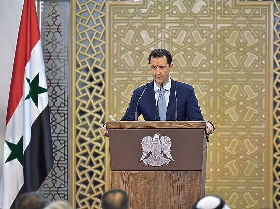 Асад обвинил Турцию в прямой поддержке