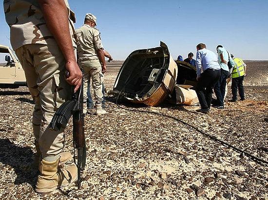 Террористы ИГ планировали сбить не российский А321, а западный самолет