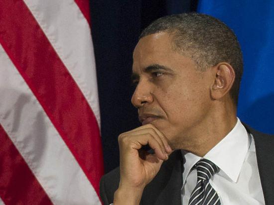 Обама увязал отставку Асада с победой над
