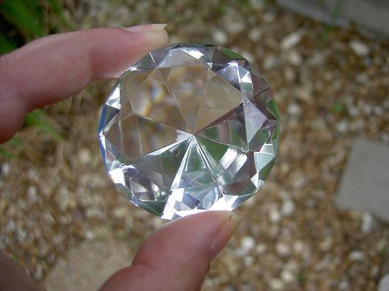 Алмазный порошок затмит Солнце