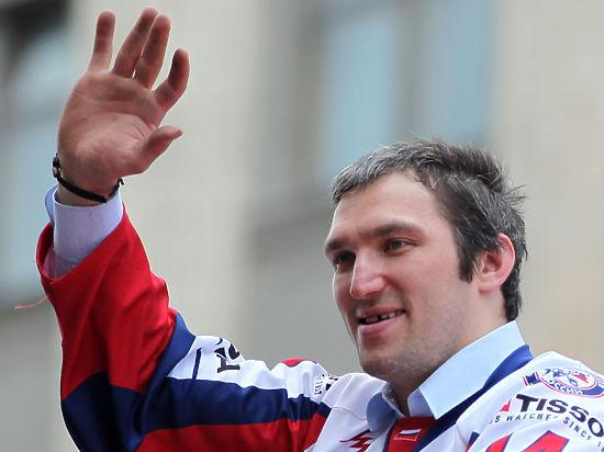 Овечкин обогнал Федорова и стал лучшим российским снайпером в НХЛ