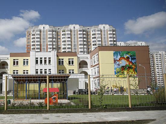 Очереди в детсады Москвы никуда не делись