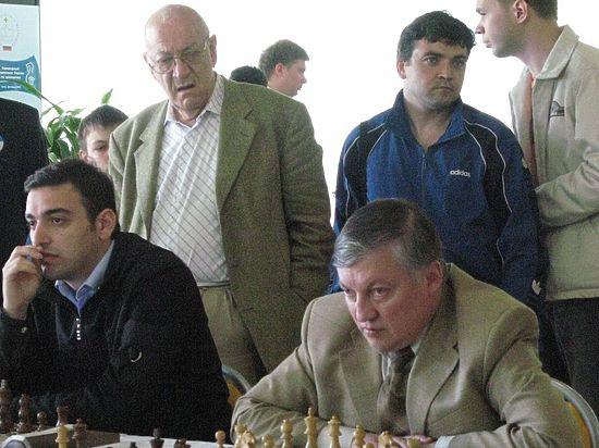 А шахматисты шутят