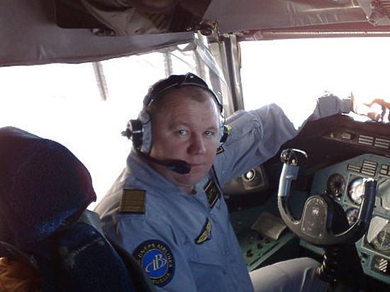 Выжившие в Мали летчики спаслись, потому что не пошли завтракать