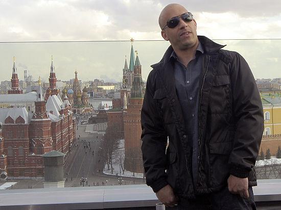 Вин Дизель поддался моде и объявил о любви к России