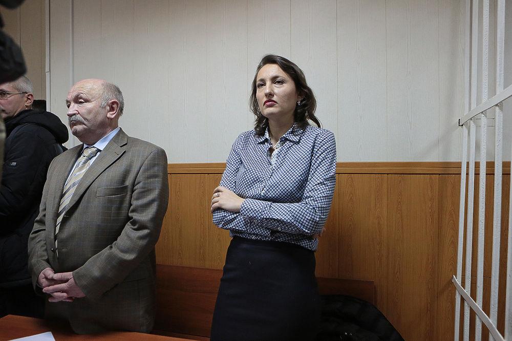 Гагаринский суд столицы приговорил Викторию Павленко к 1,5 годам колонии