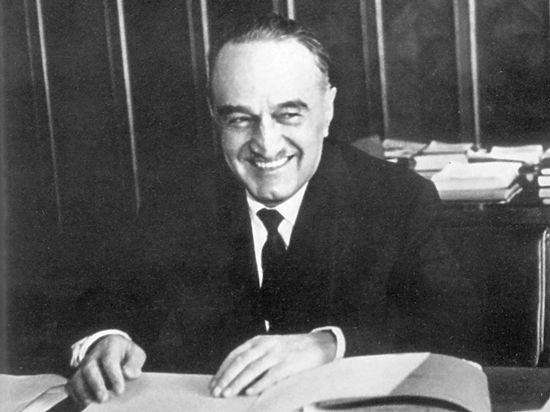 «Наилучший бизнесмен социализма»