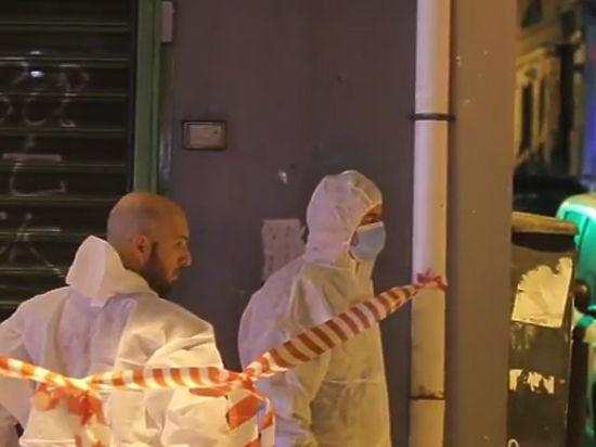 В центре Афин взорвалась бомба с таймером