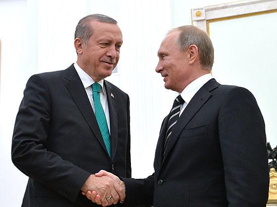 Два величия: почему Путин и Эрдоган за год из друзей стали врагами