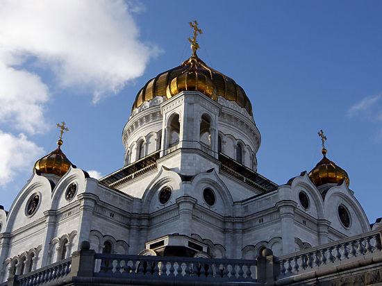 Российская наука пришла под своды храма