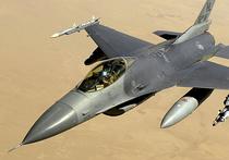 Турция перебросила к сирийской границе 20 танков, а также подняла в воздух 18 истребителей F-16