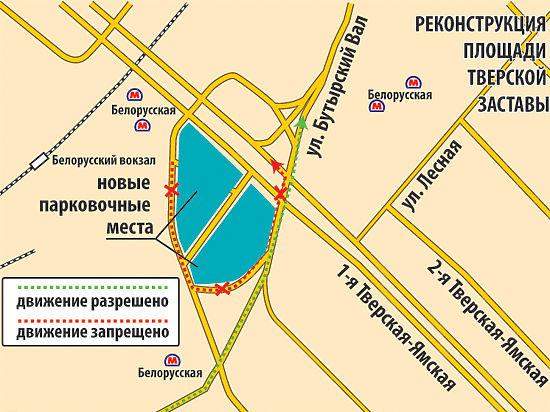 Максим Горький помешает автомобилистам парковаться
