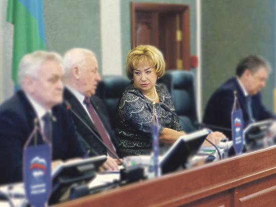 Депутат Петеляева делала карьеру в любом политическом обличии, но принимать решения самостоятельно ей так и не позволили
