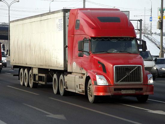ГИБДД предложила лишать дальнобойщиков прав за перегруз транспорта