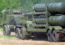 """Россия развернула в Сирии зенитно-ракетную систему С-400 """"Триумф"""""""