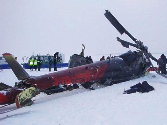Катастрофа вертолета МИ-8 на Енисее: командир имел опыт Афгана