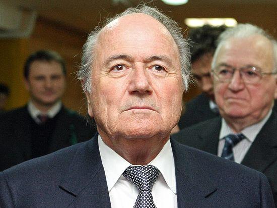 Президент ФИФА Блаттер назвал Комитет по этике «инквизицией»
