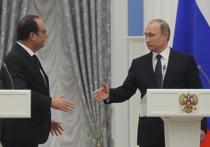 После визита Франсуа Олланда в Кремль стало окончательно ясно, что его инициатива о создании широкой коалиции с участием России на данном этапе провалилась
