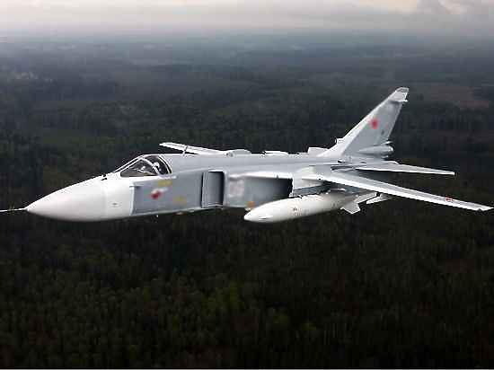 Турки соврали о Су-24: они знали, что самолет российский