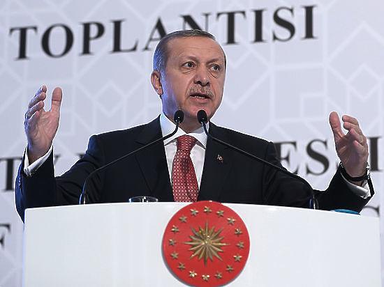 Эрдоган предостерег Россию от использования С-400 против турецкой авиации