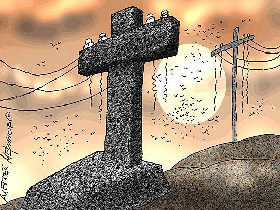 Россия проморгала энергоблокаду Крыма: виноваты лоббисты