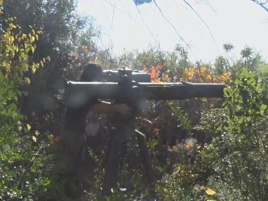 Российские журналисты в Сирии были обстреляны из американского оружия