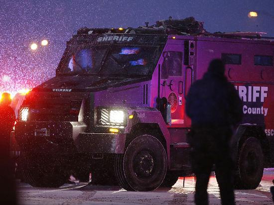 Американец расстрелял 12 человек в клинике Колорадо-Спрингс