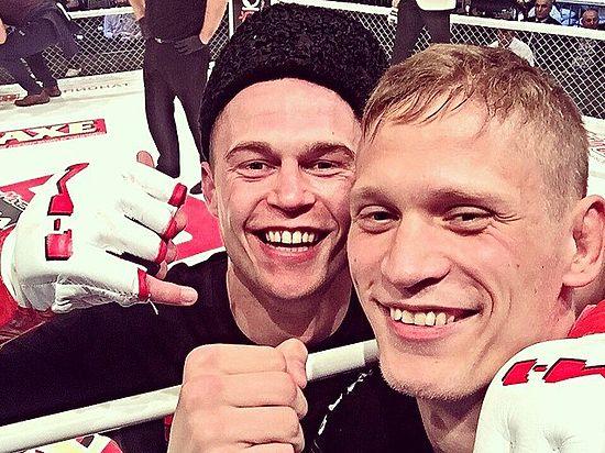 Сергей Хандожко и Алексей Махно – о дружбе в MMA, своих боях и многом другом