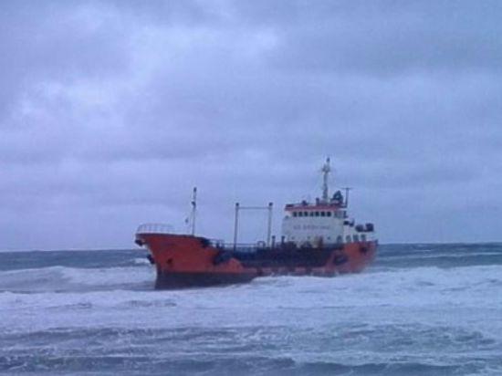 У берегов Сахалина потерпела крушение