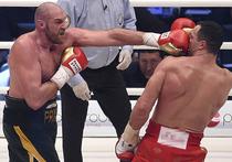 Кличко проиграл Фьюри чемпионские пояса или чей джеб сильнее